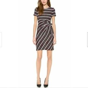 Diane Von Furstenberg DVF 6 Small Brie Dress Wrap